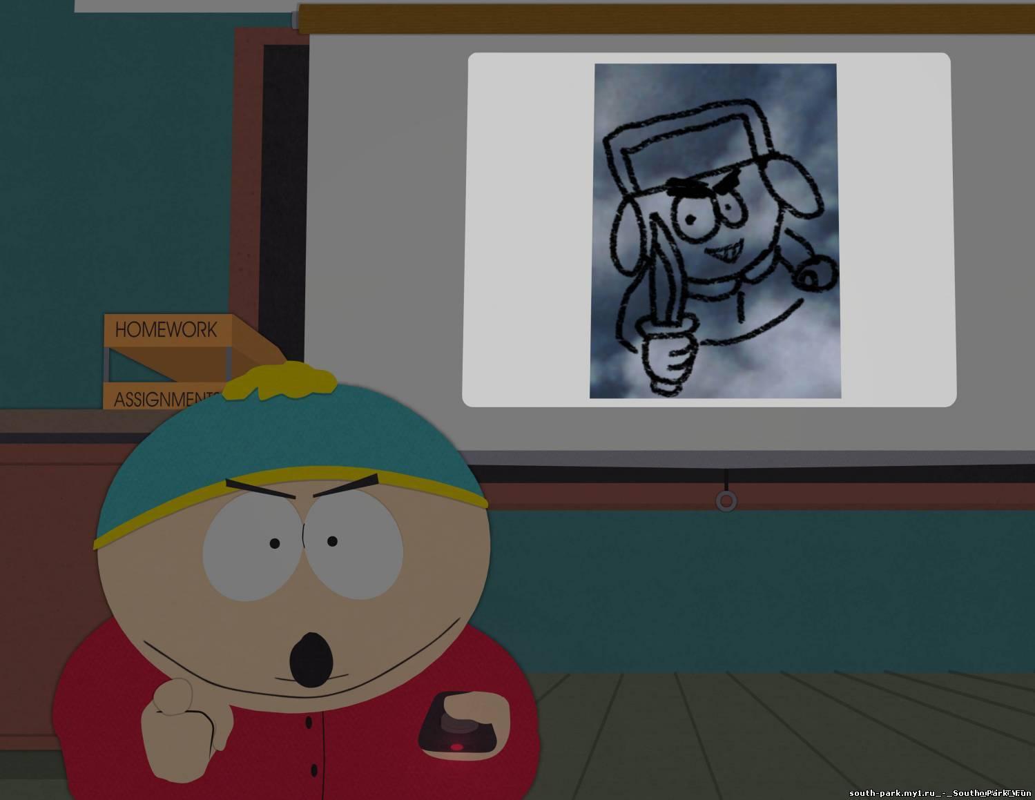 Южный парк 9 сезон 10 серия онлайн